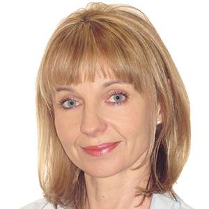 Prelegentka dr n. k. fiz. Agnieszka Stępień