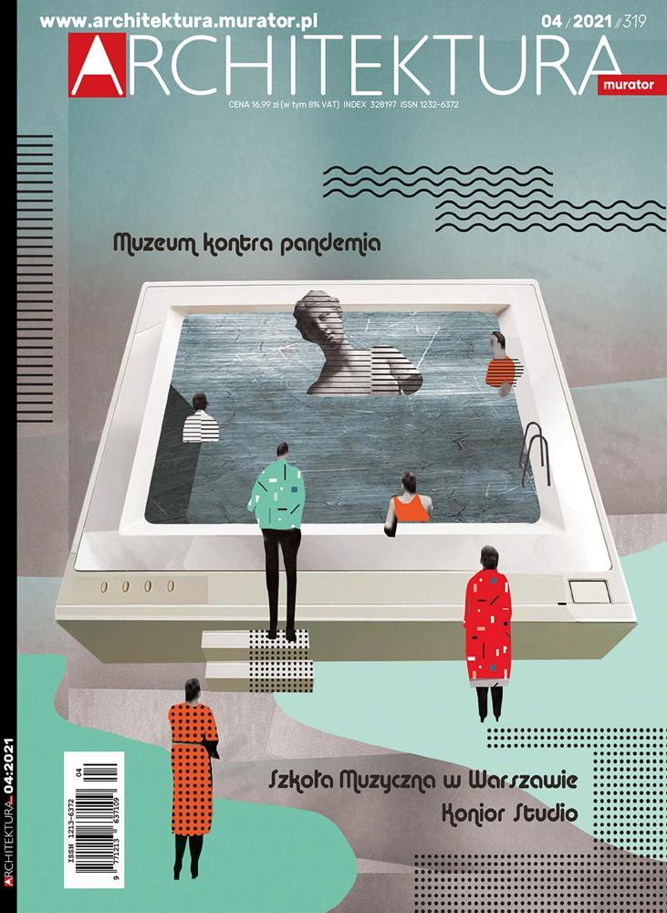 Architektura - prenumerata cyfrowa lub drukowana