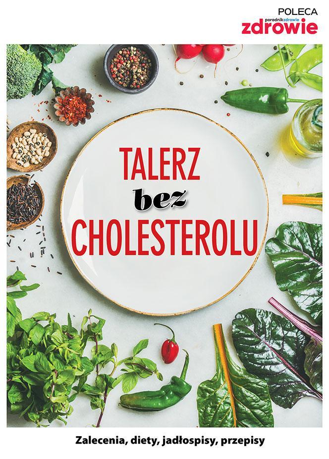 Talerz bez cholesterolu