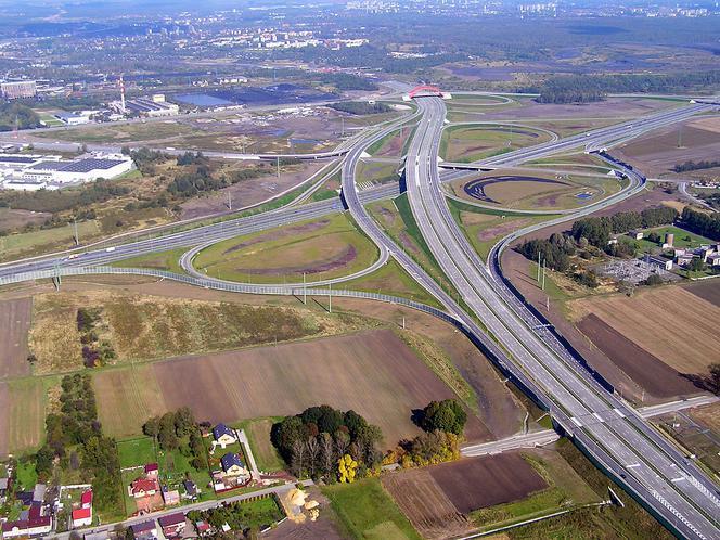 Cała autostrada A1 w budowie