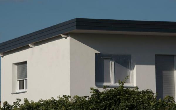 Na dachu płaskim