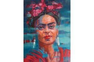 """Marzena Hettich-Uryszek, """"Frida"""" zdjęcie"""
